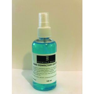 Hand Disinfectant Solution Marine